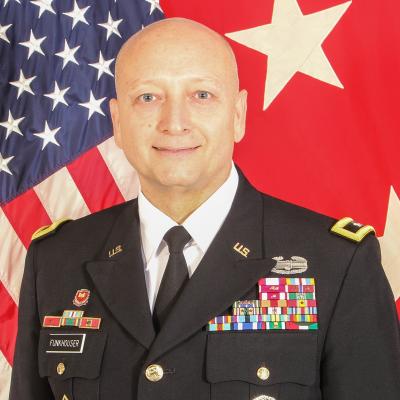 Major General Anthony C. Funkhouser