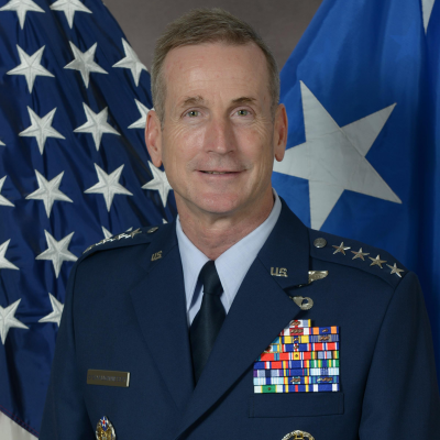 General Terrence J. O'Shaughnessy