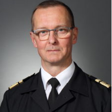 Rear Admiral Jori Harju