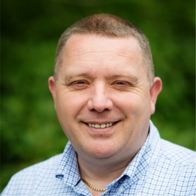 Gareth Mullen, Head of Safety, Health, Wellbeing & Security Policy & Systems at Thames Water