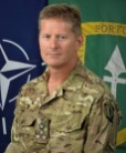 Brigadier Kevin Copsey OBE, Head Future Force Development, Directorate of Capability at British Army