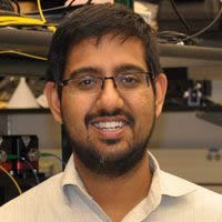 Dr. Kartik Srinivasan, Project Leader, Photonics & Plasmonics Group, Physical Measurement Lab at NIST (National Institute of Standards & Technology)
