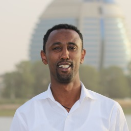 Dagim Terefe Gesese, Media Relation Team Leader at Ethiopia Railways Corporation, Ethiopia