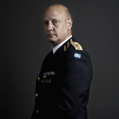 Major General Karl Engelbrektson
