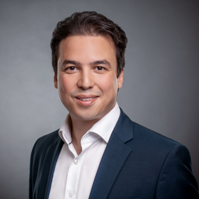 Salah Zayakh, Senior Manager, Emerging Markets and Technologies at REWE Digital