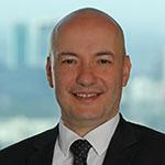Erkut Baloglu, Executive Vice President Process & Program Management at Yapi Kredi, Turkey