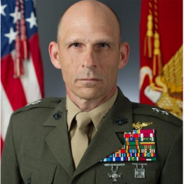 Major General Kevin M. Iiams