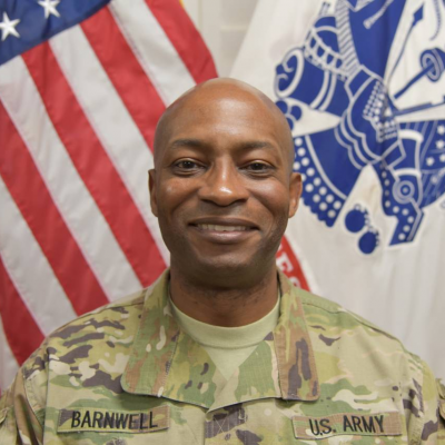 Colonel Chris Barnwell