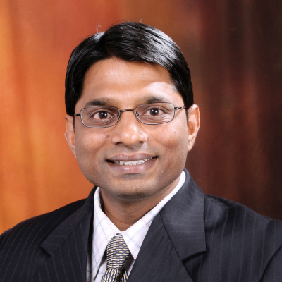 Ramakrishna Potluri, Head of IT and Business Application at Dangote Industries, Nigeria