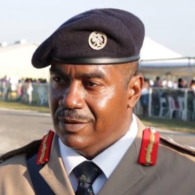 Brigadier General Steven Ortega