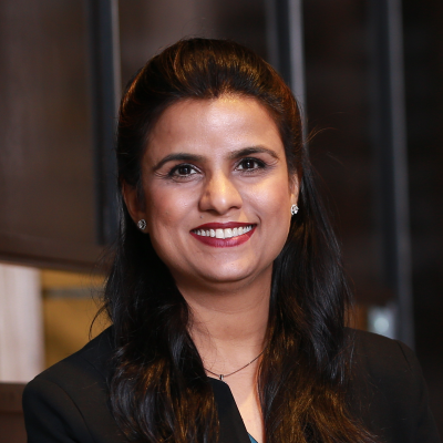 Priyanka Anand, Vice President and Head of HR, South East Asia, Oceania and India, at Ericsson