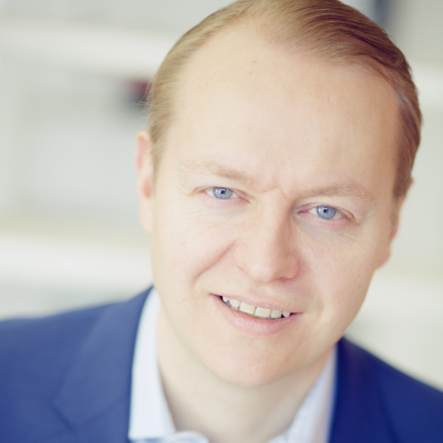 Roland Palmer, Head of Europe at Alipay