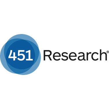 Matthew Aslett, Research Vice President for Data, AI and Analytics at 451 Research