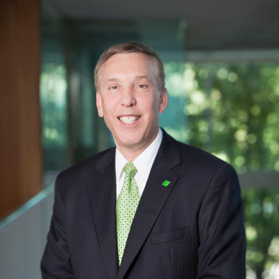 Bill Fink, Executive Vice President, Chief Lending officer & Head of Credit Management, US Commercial Banking at TD Bank
