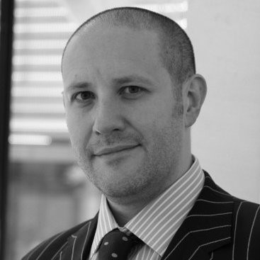 Duncan Cooper, Head of HSS Digital and Data at HSBC