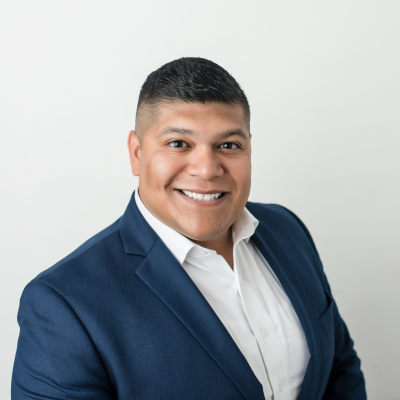 Edgar J. Gonzalez, Region Manager, Product Support at CNH Industrial, Case Construction Equipment