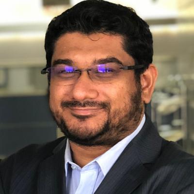 Muhammad Ismail bin Shahul Hameed, Center of Competence Lead - 1Process BPM Program at ISLAMIC DEVELOPMENT BANK
