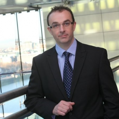Jonathan Marshall, Partner Healthcare at PwC