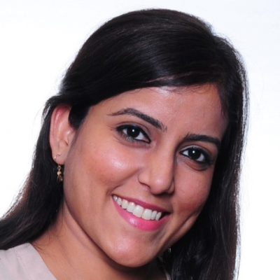 Deepa Renjen, Director of Digital Operations and Processes at GE Healthcare