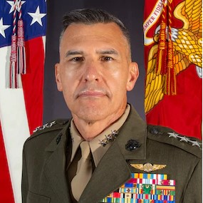 Lieutenant General Dennis A. Crall