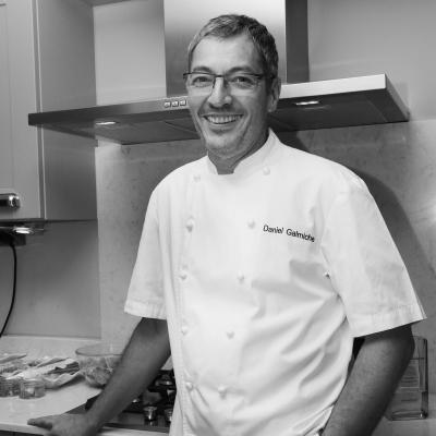 Daniel Galmiche, Michelin Start Chef at Author and TV Presenter