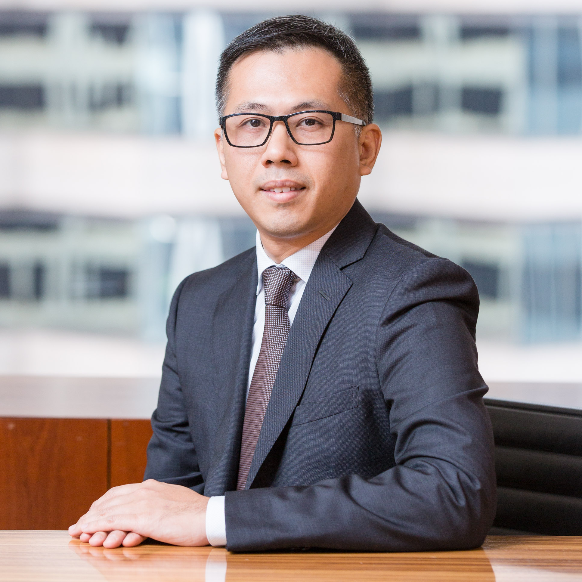 Harry Chan, Director, Finance Shared Services Centre at Vistra Group