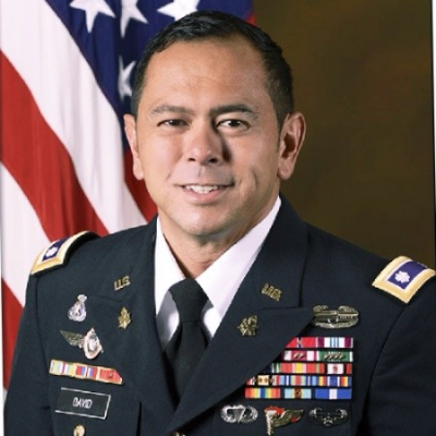 Lieutenant Colonel Arnel David, SO1 Strategic Analysis Branch, Special Assistant to the Chief of the General Staff at US Army