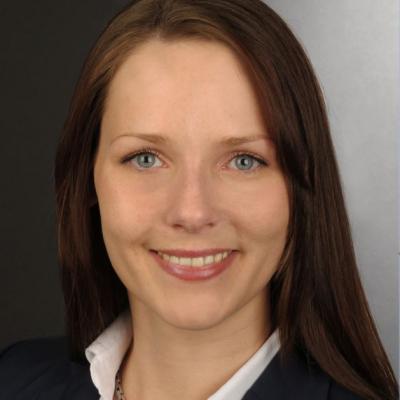 Nadine Streckel, WTJ Development Engineer, Global Chassis Engineering, - Wheels, Tires & Jacks, chairperson of the VDA WG Tires & Wheels, ACEA Pilot of the WG Tire & Rim at Ford Werke GmbH