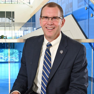 John Rathje, VP & CIO, Information Technology at Kent State University