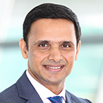 Stephen Kishore, Director Customer Excellence at Dubai Multi Commodities Centre (DMCC)