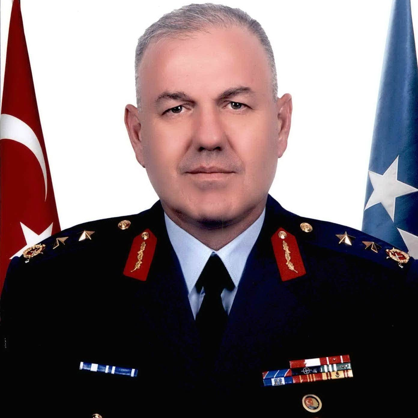 Major General Reha Ufuk Er, Chief of Plans and Policy Division at Turkish General Staff