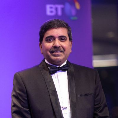 Tony Roy, Head of Governance & Sustainability at BT Group
