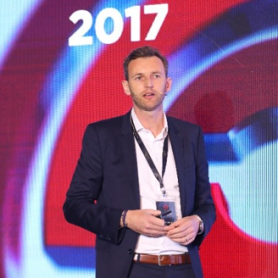 Michael Wolczyk, Head of Digital Sales and Innovation at Commerzbank