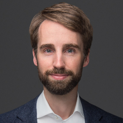 Tobias Zeit, Director of eCommerce at DocMorris
