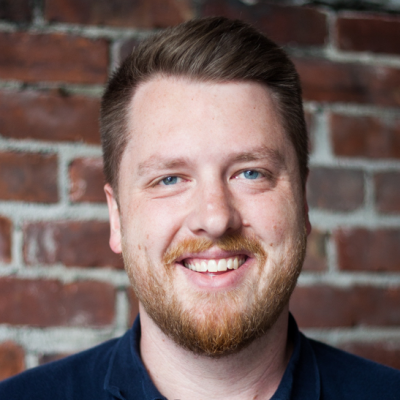 Andy Nelson, Head of eCommerce at SimpliSafe