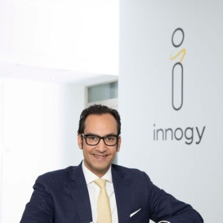 Kashif Ansari, Partner Retail and E-mobility at innogy, Germany