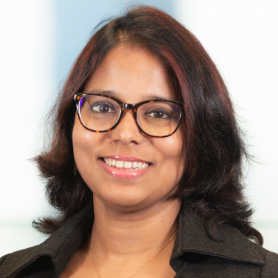 Shalini Prasad, Head of HR Effectiveness - APA at Maersk