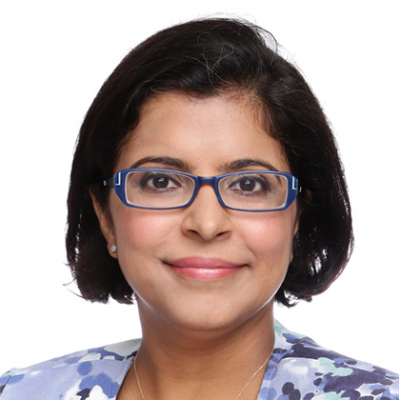 Shalini Bhateja, Group Director - Talent and Organization Capability, APAC, at The Coca-Cola Company