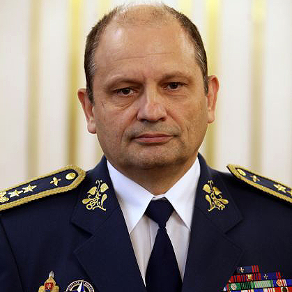 Major General Ľubomír Svoboda