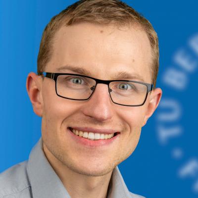 """Robert Szlosarek, Group Leader """"Durability"""",  Institute for Machine Elements, Engineering & Design at TU Bergakademie Freiberg"""