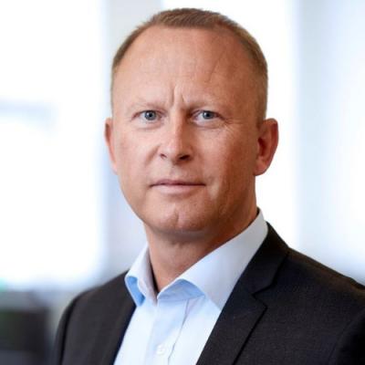 Jesper Lotz, Commercial Director at Nomeco HealthCare Logistics
