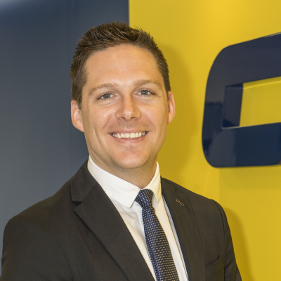 Gerald Hoermann, Managing Director at Doka Kuwait
