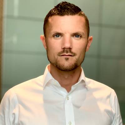 Jonathan Holman, Head of Digital Transformation, Corporate & Commercial at Santander