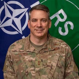 Major General Daniel Simpson