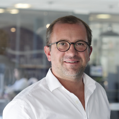Sebastien Barth, EMEA General Manager at Speach