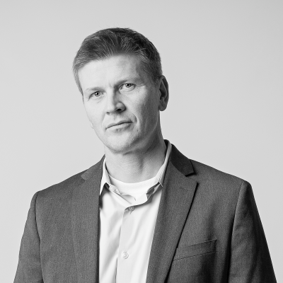 Valtteri Vesikallio, SVP, Global Services at Hyland Software