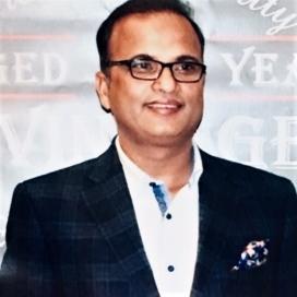 Sudhanshu Pandey, Senior Director, Customer Advocacy,Sales Organization and Business Development at Icertis