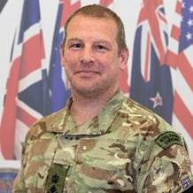 Brigadier Chris Middleton, Commander at Joint Forces Intelligence Group, UK MoD
