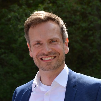 Dr. Florian Kache, Supply Chain Innovation Senior Manager at BASF