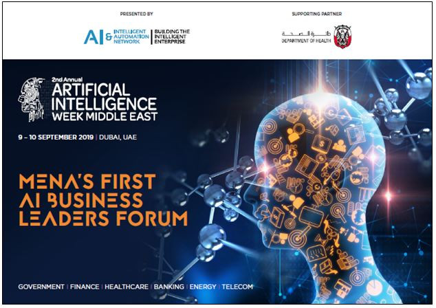 View Detailed Agenda: AI Week Middle East 2019